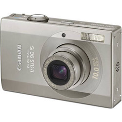 Canon Digital IXUS 90 IS Silver