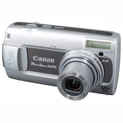 Canon PS A470 Grey