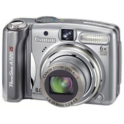 Canon A720IS